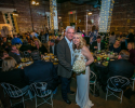 "Now that these newlyweds have said, ""I do"" they are enjoying a stunning reception with family and friends!"