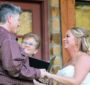 At Love Your Moment, we officiate weddings for all couples of various religious and sexual orientation.