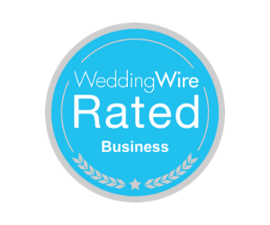 Click here to explore our Wedding Wire profile!
