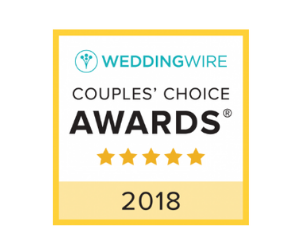 Click here explore our wedding wire badge!